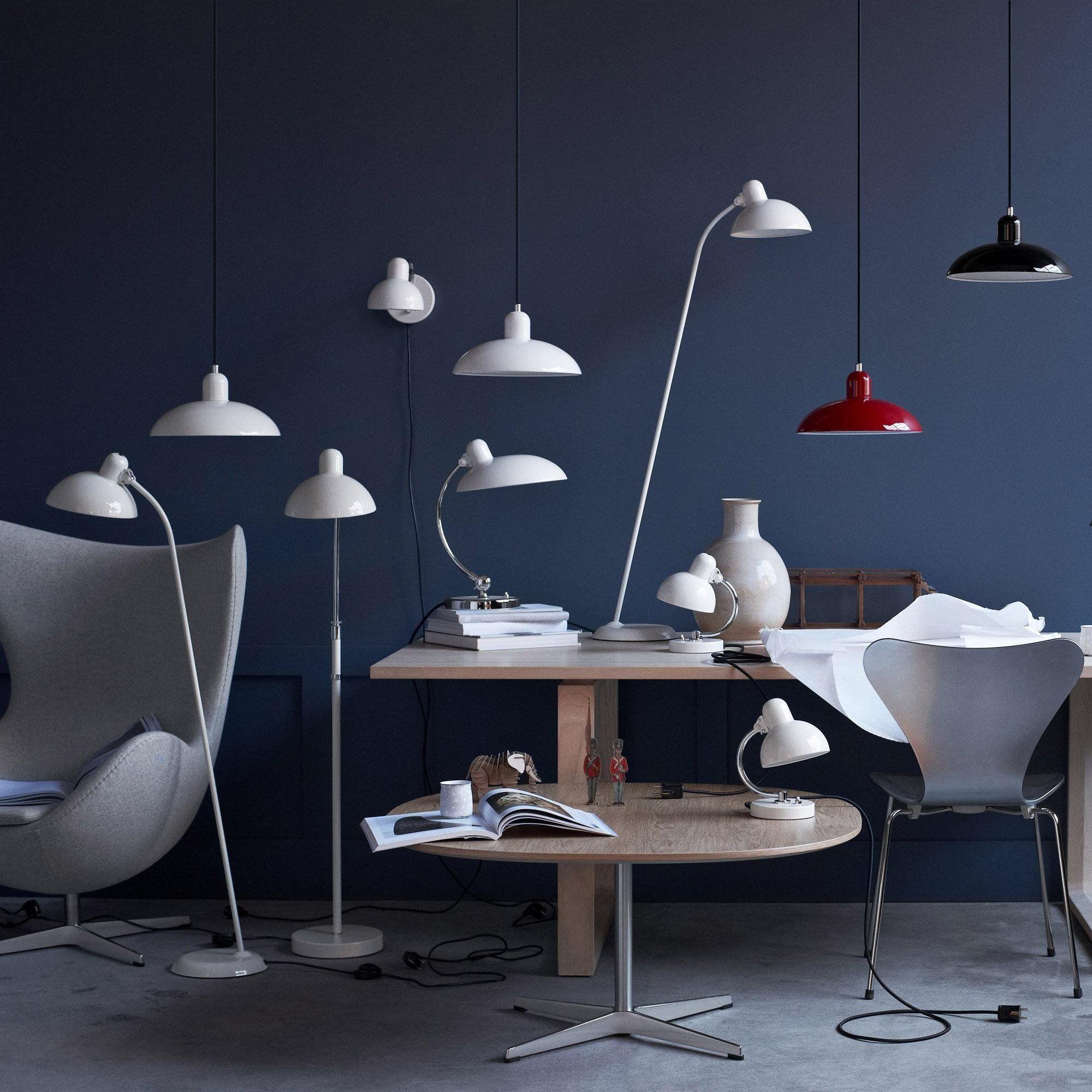 kaiser idell 6631 p suspension lamp ambientedirect. Black Bedroom Furniture Sets. Home Design Ideas