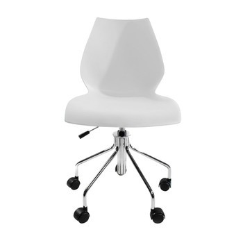 kartell maui office chair ambientedirect