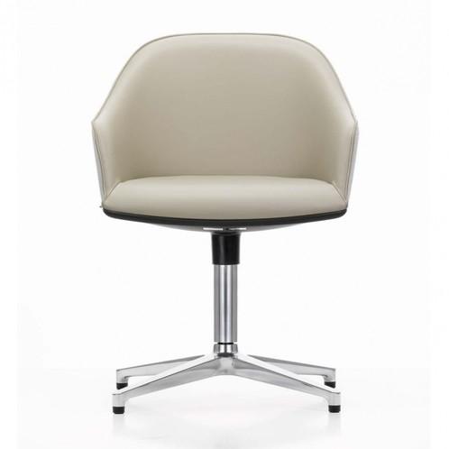 Vitra - Softshell Chair Konferenzstuhl Leder