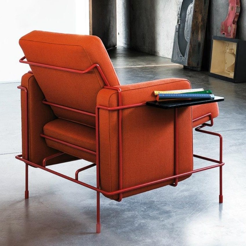 Traffic armchair fauteuil magis for Magis traffic