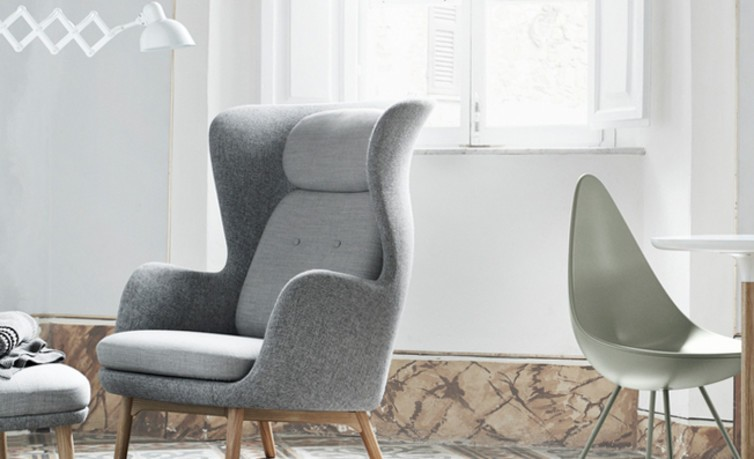 fritz hansen sessel ro 10, buy fritz hansen chairs & tables online | ambientedirect, Design ideen