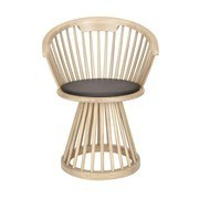 Tom Dixon - Fan Dining Armchair
