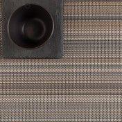 Chilewich - Multi Stripe Tischset 36x48cm - herbst/4 Stück