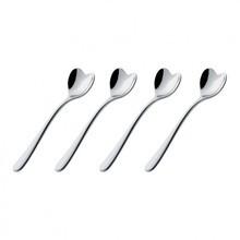 Alessi - Il Caffe Teaspoon Set of 4
