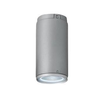 Iguzzini - iRoll 65 LED Deckenleuchte - grau/1600lm - 3000K/Ø10,9cm