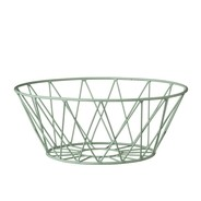 Bloomingville - Bloomingville Wire Storage Basket