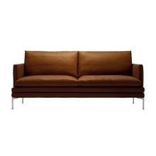 Zanotta - William 2-Sitzer Sofa mit Kissen