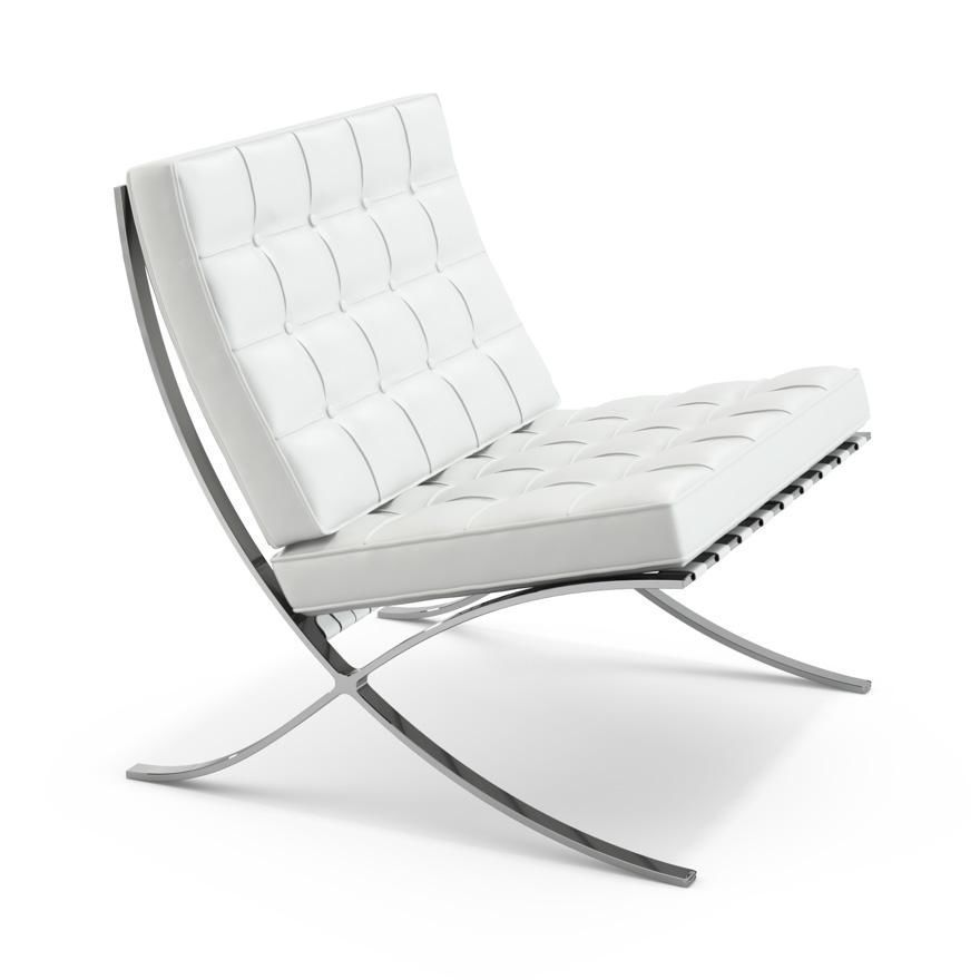 barcelona mies van der rohe chair knoll international. Black Bedroom Furniture Sets. Home Design Ideas