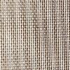 Tecnolumen - STLWS Pendelleuchte Ø60cm - natur/inkl. Diffusor/Baldachin matt vernickelt/Stoffkabel schwarz