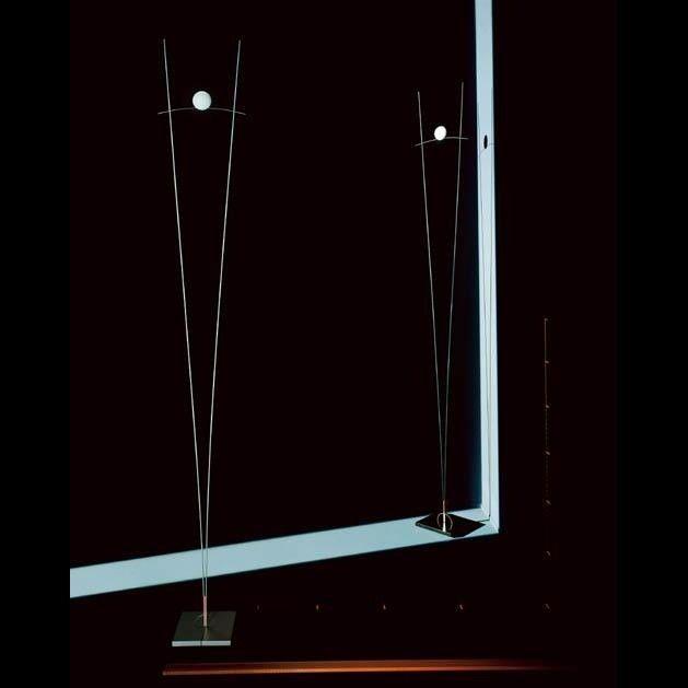 ilios floor lamp ingo maurer. Black Bedroom Furniture Sets. Home Design Ideas