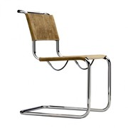 Thonet - Chaise cantilever S 33 Pure Materials