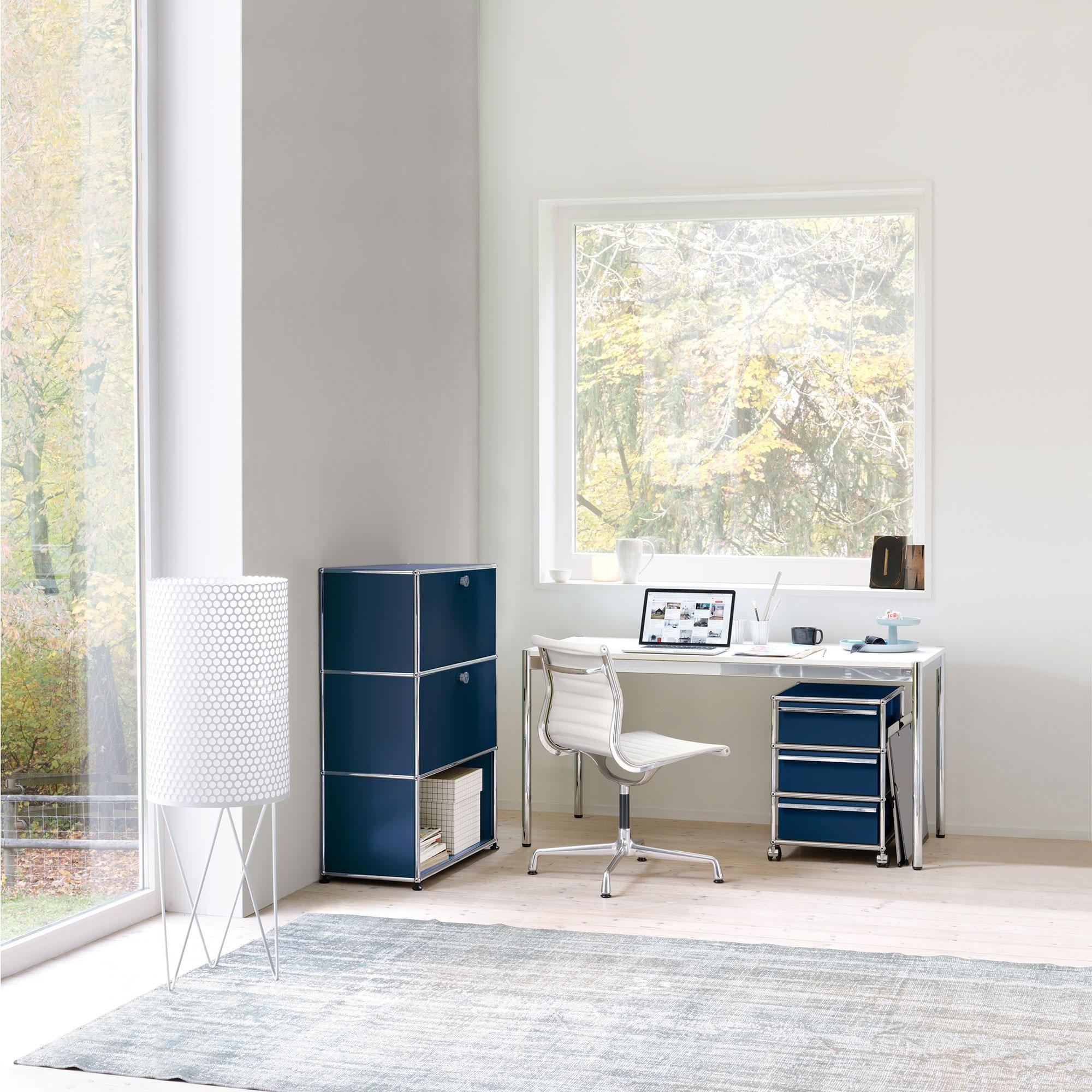 usm haller usm regal h 109cm ambientedirect. Black Bedroom Furniture Sets. Home Design Ideas