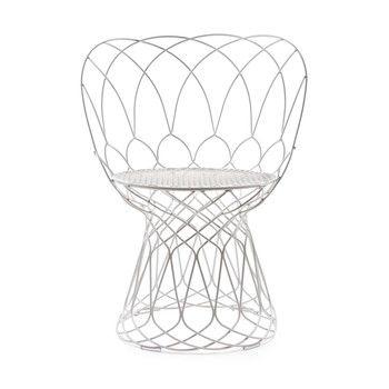 emu - Re-Trouvé Stuhl - weiß/matt