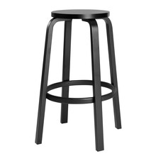 Artek - 64 Bar Chair Lacquered Base 75cm