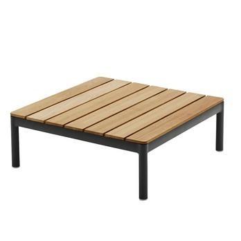 Skagerak - Tradition Lounge Tisch  - teak/75x75x27cm