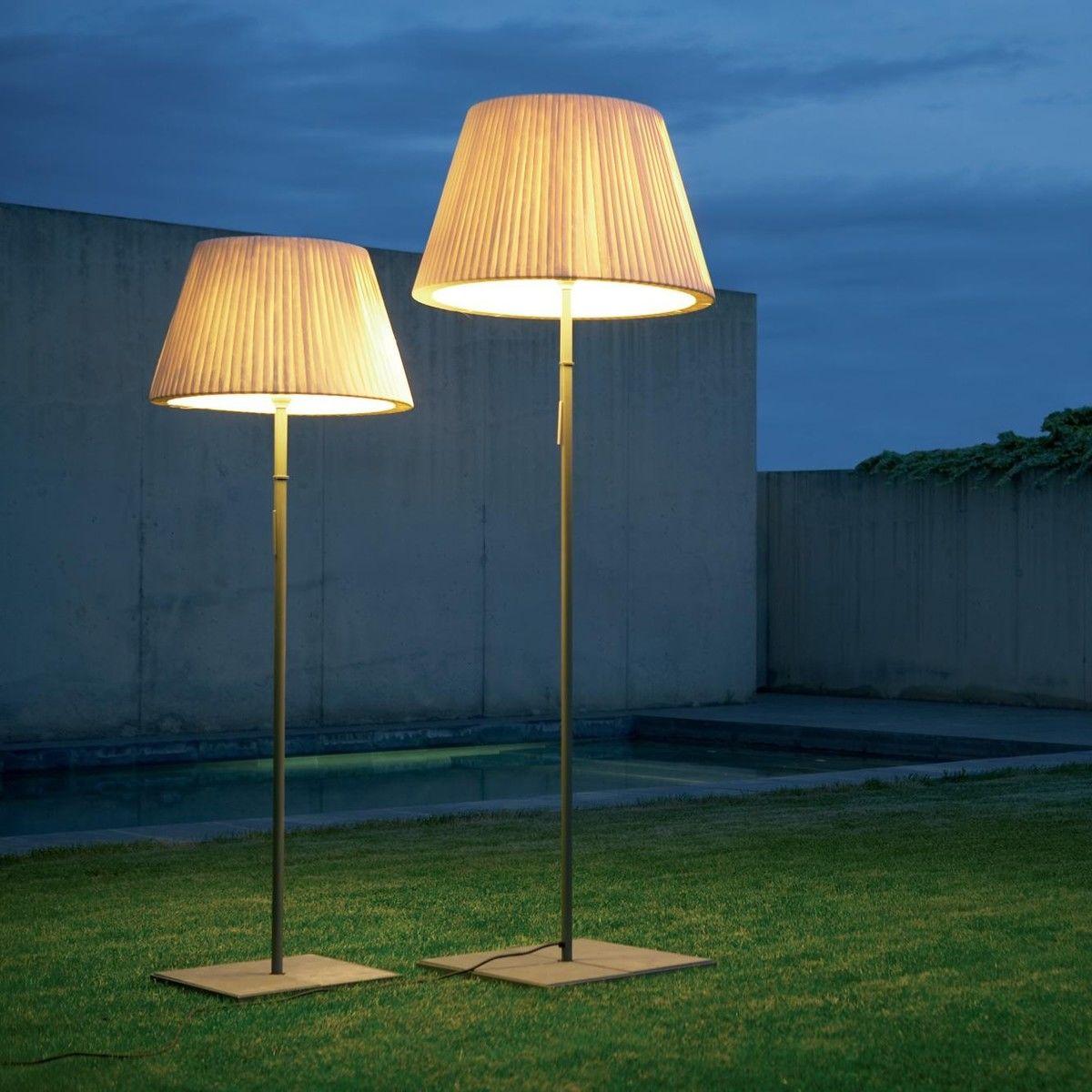 Outdoor floor lamp - Marset Txl Outdoor Floor Lamp