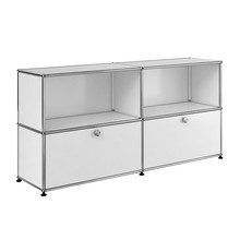 USM - USM Haller Sideboard With 2 Falling Boards