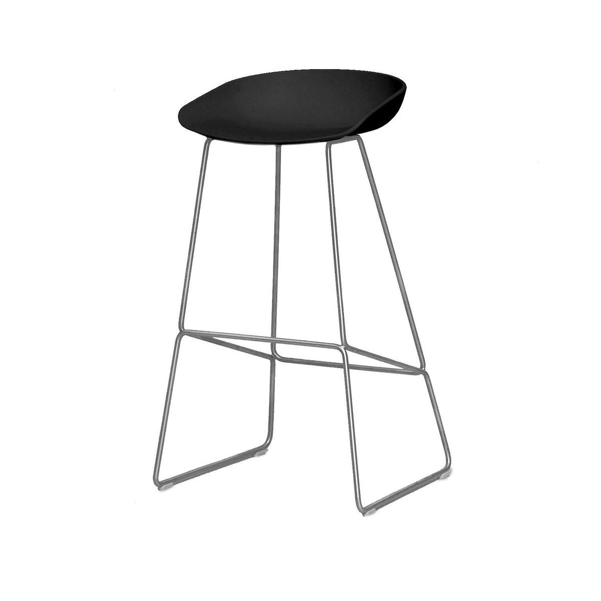 About A Stool Aas38 Bar Stool 65 76cm Hay