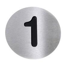 Radius - Radius - Numéro de maison/de rue