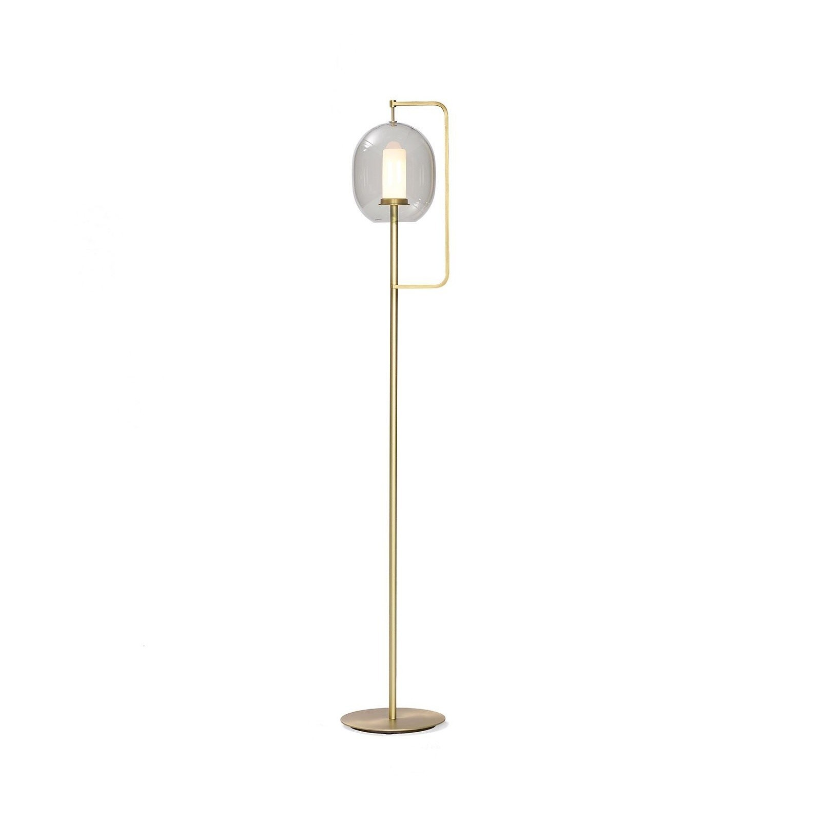 Clicon Lantern Light Led Floor Lamp