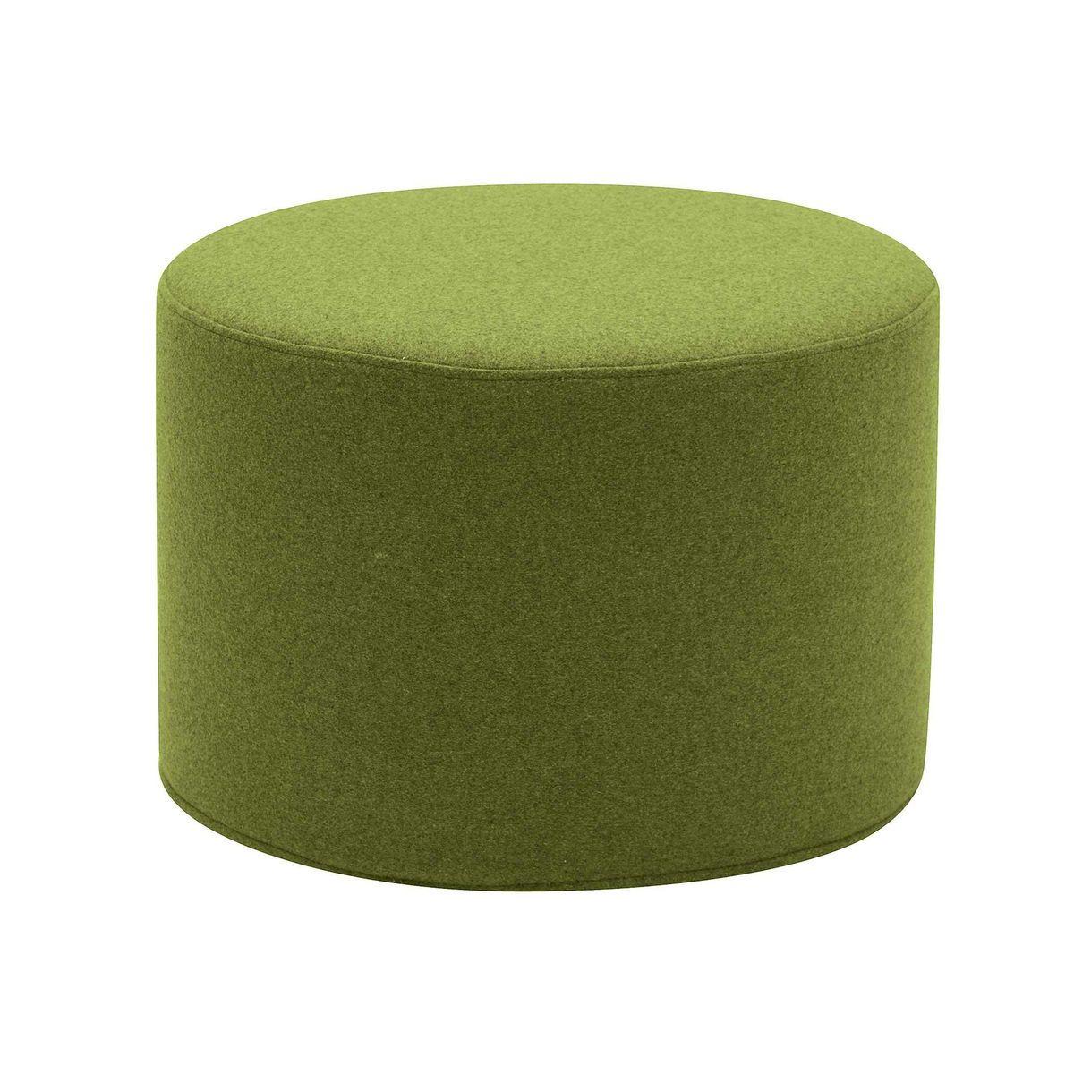 Softline - Drum Stool / Side Table S - light green/Felt fabric 855/  sc 1 st  AmbienteDirect & Drum Stool / Side Table S | Softline | AmbienteDirect.com islam-shia.org