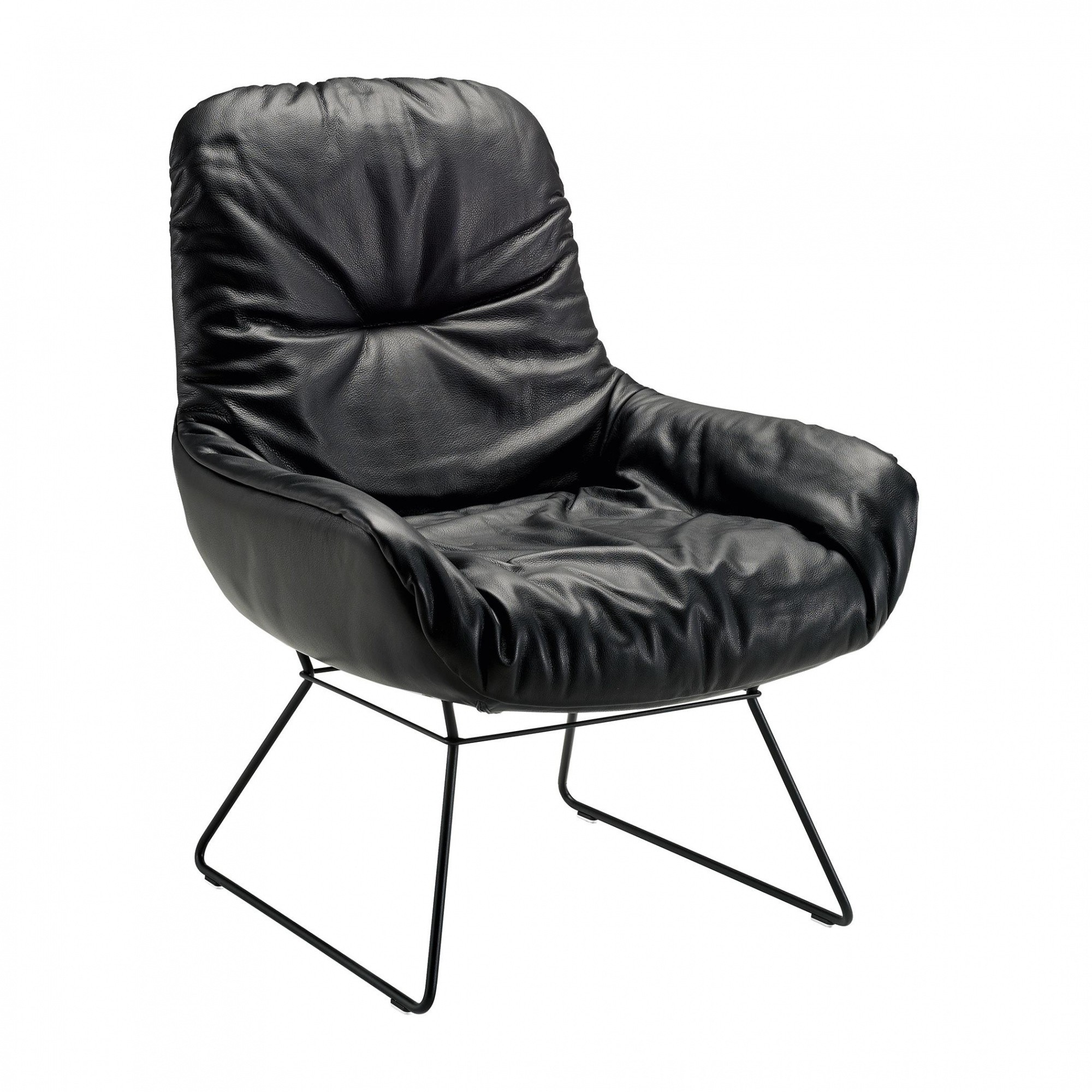 Lounge Stoel Bank.Leya Lounge Chair Wire Frame