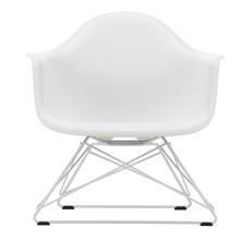 Vitra - Eames Plastic Armchair LAR onderstel wit