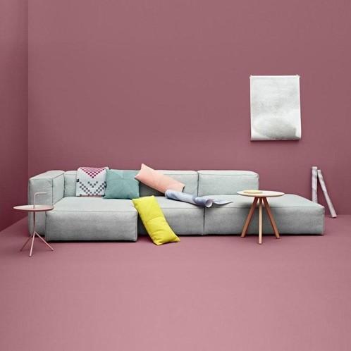 HAY - Mags Soft Lounge Sofa Armlehne links
