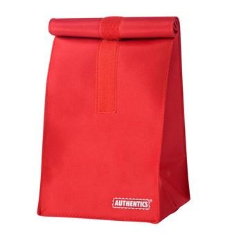 Authentics - Rollbag M Tasche - rot/wasserabweisendend/Mikrofaser