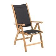 Skagerak - Chaise de jardin avec accoudoirs Columbus