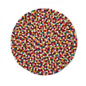 HAY - Pinocchio Teppich - multicolour/Ø140cm