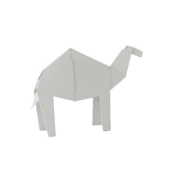 Magis - Me Too My Zoo Dromedar Figur - weiß/B x H: 48 x 33.5cm/Größe 1