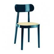 Thonet - Chaise avec clayonnage en roseaux Gloss 118