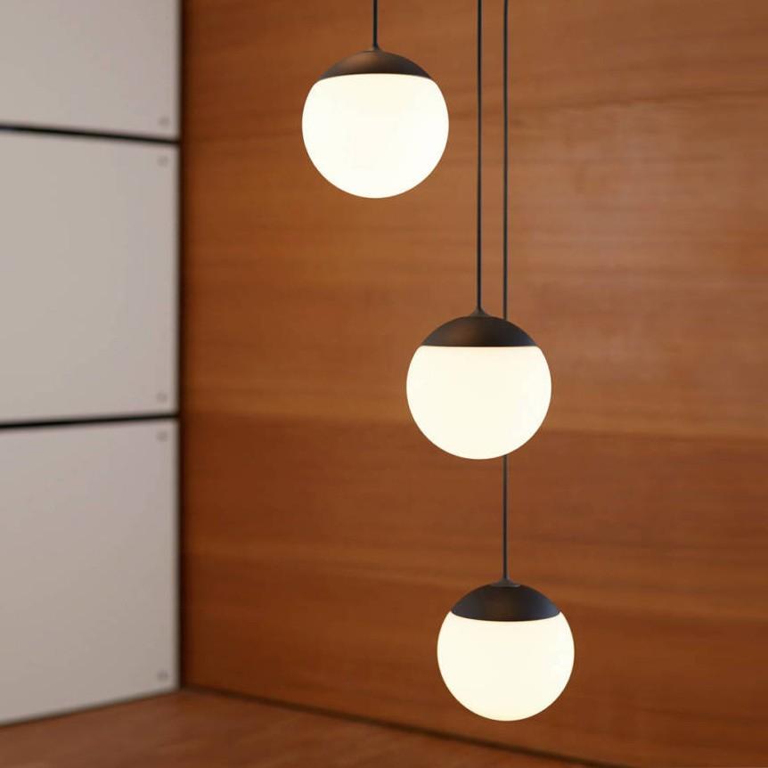 tobias grau palla in led pendelleuchte 21cm ambientedirect. Black Bedroom Furniture Sets. Home Design Ideas