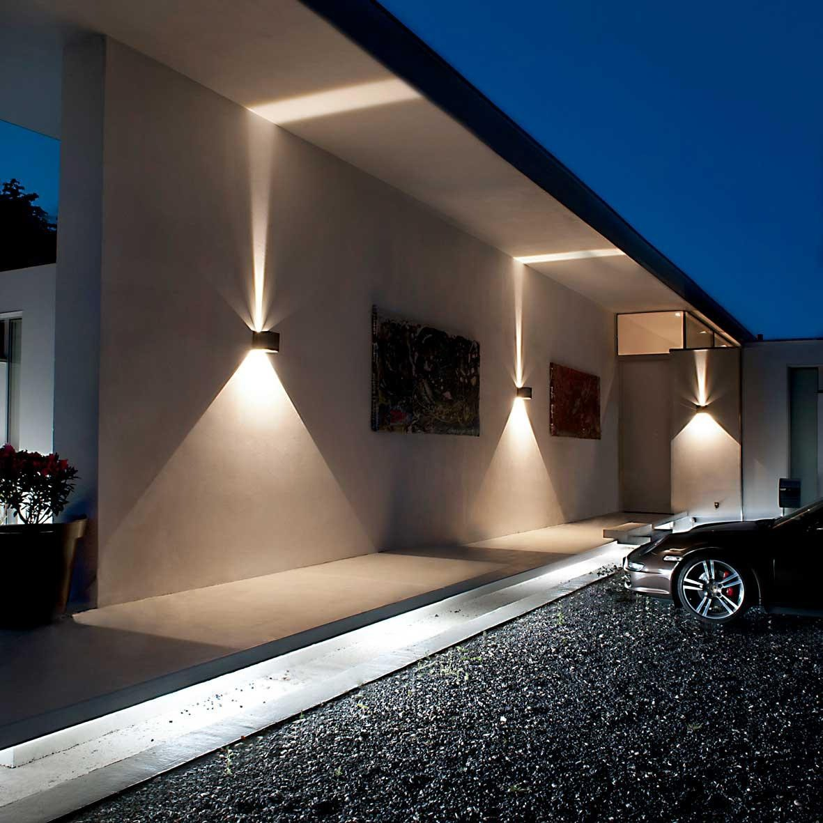 Light Point Cube Xl Led Wall Lamp