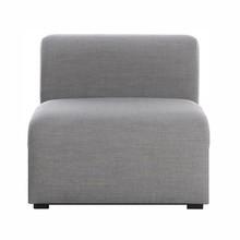 HAY - Mags Sofa Module Middle Narrow 74,5x95,5cm