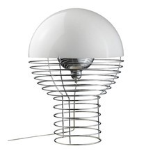 VerPan - Wire Panton Table Lamp