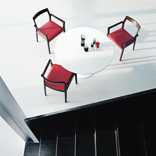 Knoll International - Saarinen Tisch Ø91cm