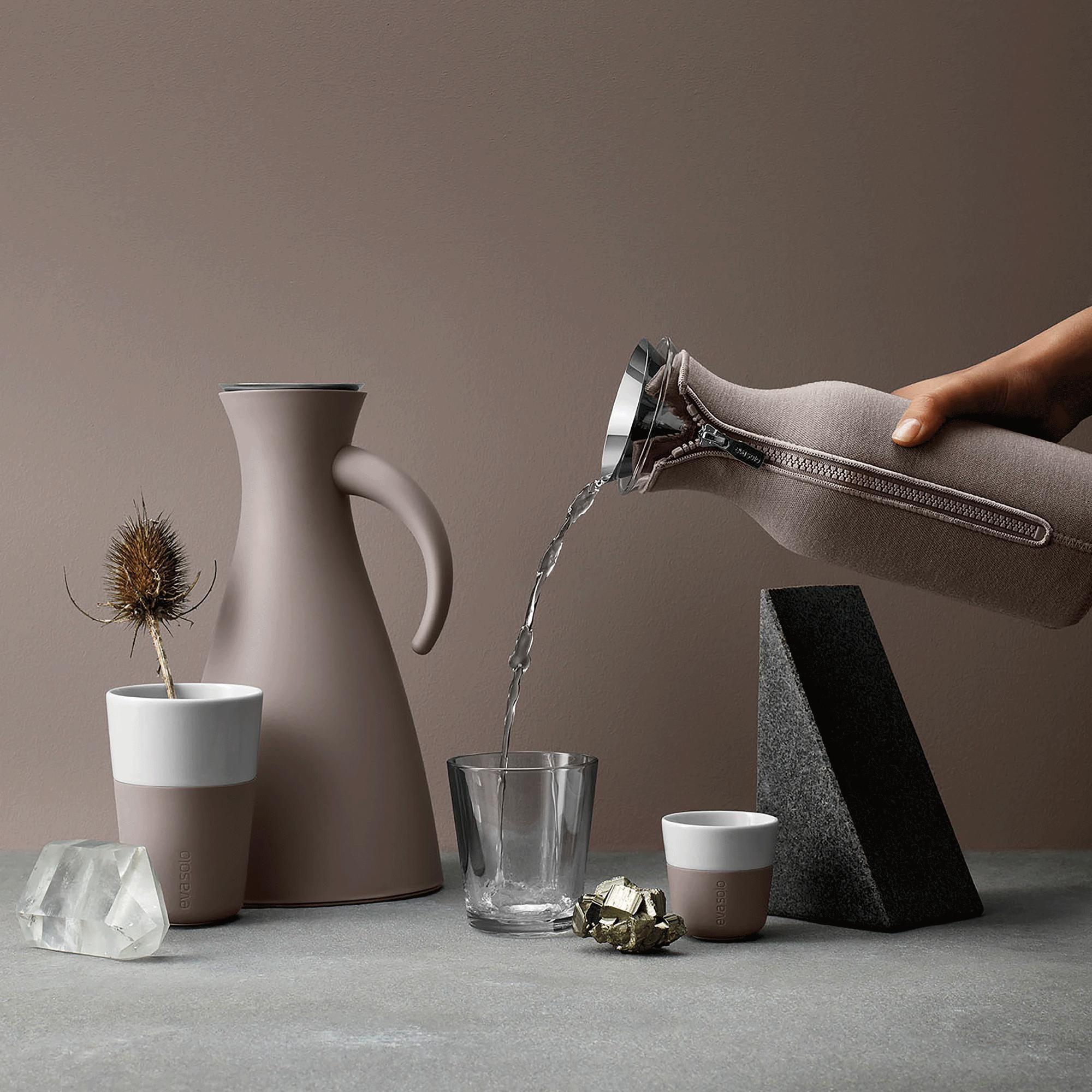 eva solo colour grip latte macchiato becher ambientedirect. Black Bedroom Furniture Sets. Home Design Ideas