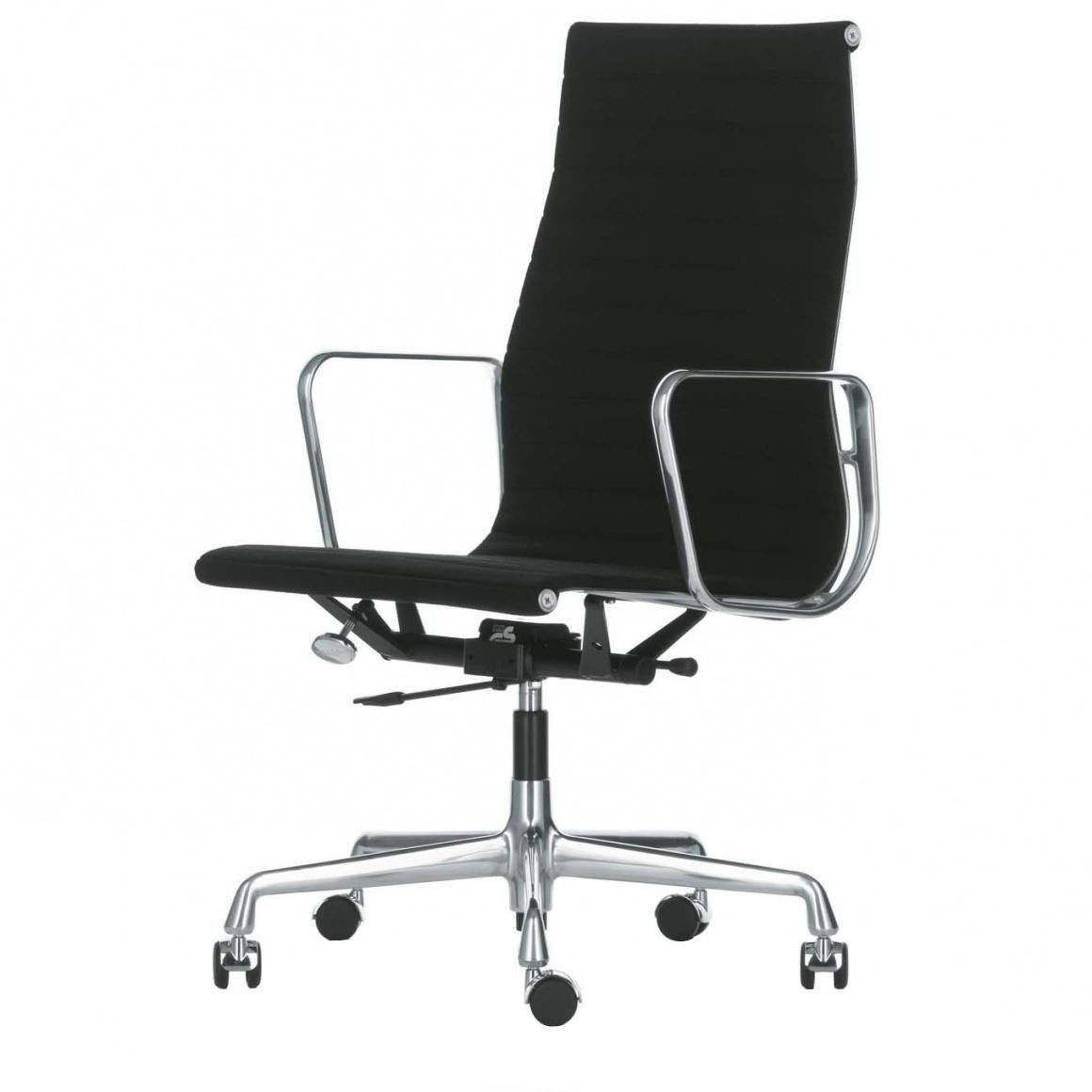 Vitra ea 119 aluminium chair b rostuhl vitra for Design eames