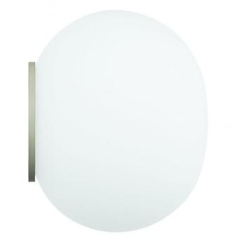 Flos - Mini Glo Ball C/W Wand-/Deckenleuchte