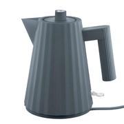 Alessi - Plissé Elektrischer Wasserkocher 100cl