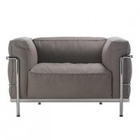 Cassina - Le Corbusier LC3 Outdoor Sessel