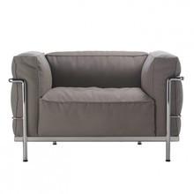 Cassina - Cassina Le Corbusier LC3 Outdoor Sessel