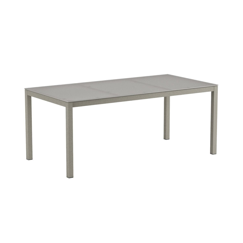 Royal Botania Taboela 180 Garden Table Frame Aluminium Ambientedirect