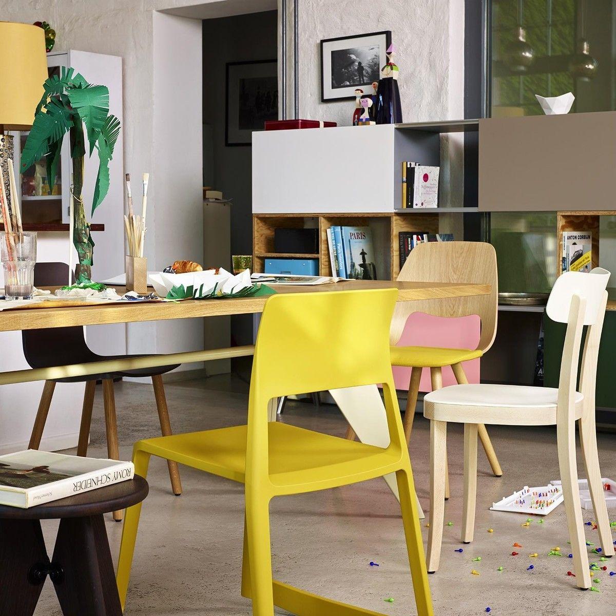 tip ton schaukelstuhl vitra. Black Bedroom Furniture Sets. Home Design Ideas