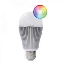 Moree - LED E27 Bulb 9W RGBW dimmable
