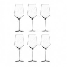 Schott Zwiesel - Pure Loop Cabernet Red Wine Glass Set of 6