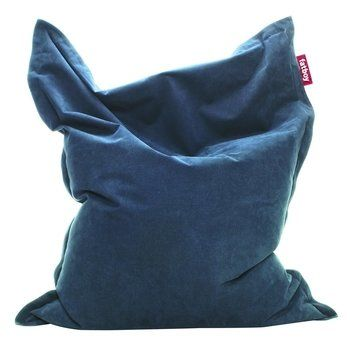 Fatboy - Fatboy Original Stonewashed Beanbag - blue/180x140cm
