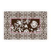 Moooi - Carpet Nr. 10 - Alfombra - blanco/marrón/300x200cm
